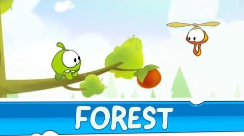 Om Nom Stories Forest (Episode 22, Cut the Rope 2)