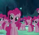 Excesso de Pinkie Pies