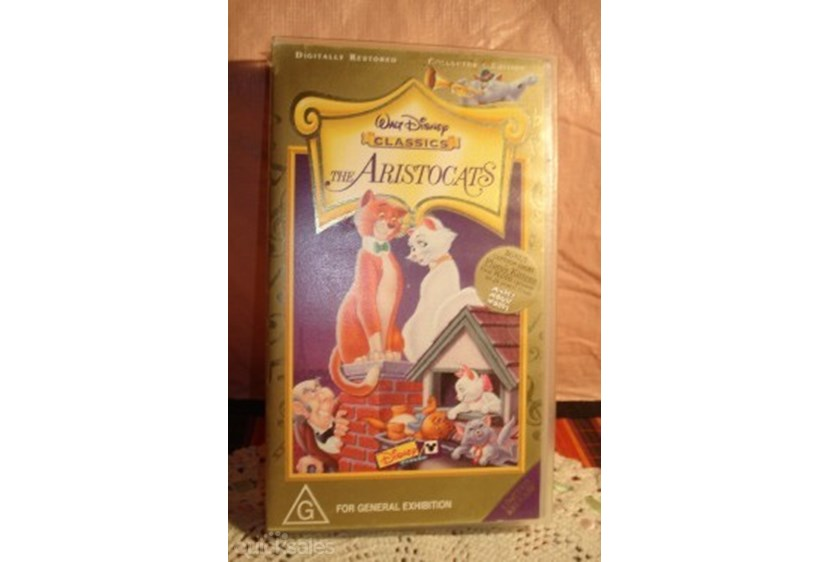 Opening To The Aristocats (Australia VHS) (Fake Version ...
