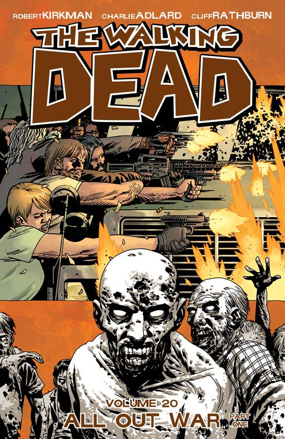 [Comics VF][CBZ] The Walking Dead Tome 20 : All out War Partie 1