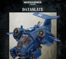 Dataslate: Adeptus Astartes Storm Wing