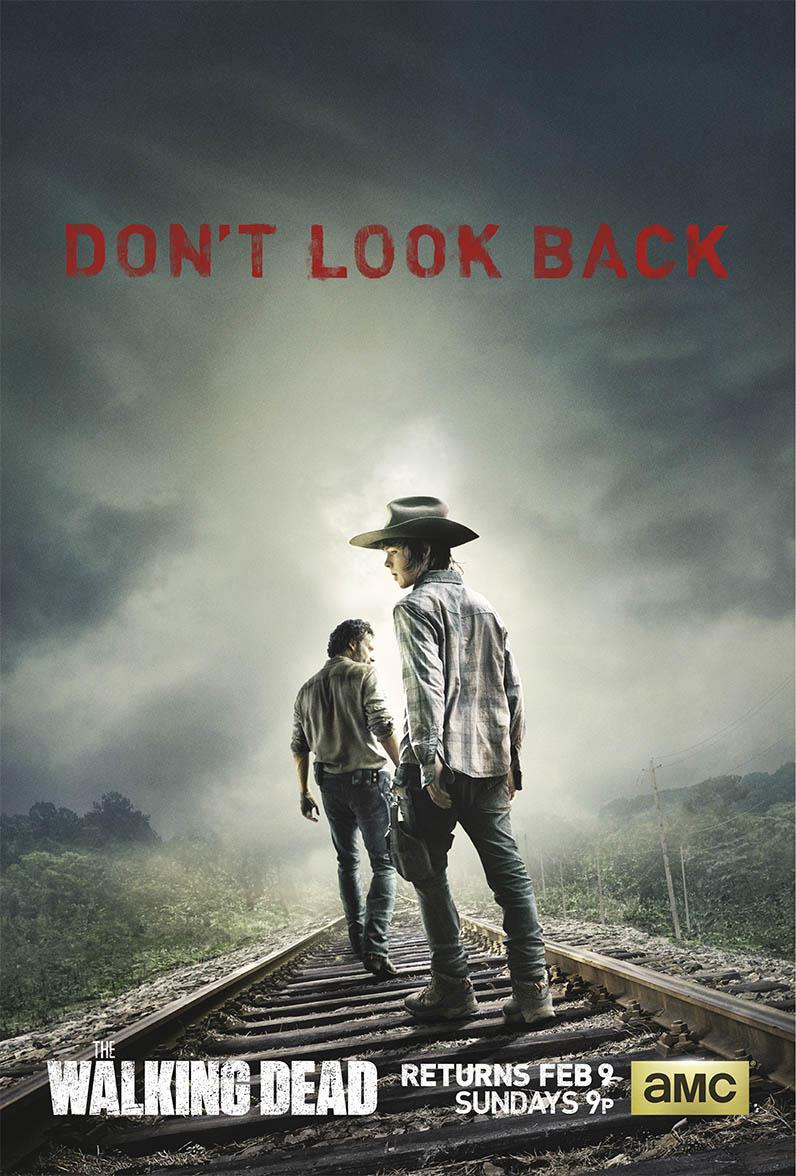 The Walking Dead Staffel 4 Folgen