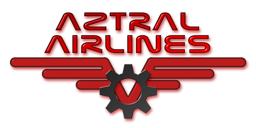Airline Logos Png File Aztral Airlines Logo Png
