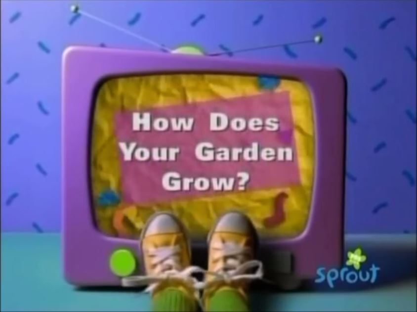 how does your garden grow barney wiki