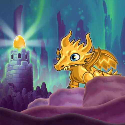 Gold Dragon - Dragon City Wiki - Wikia