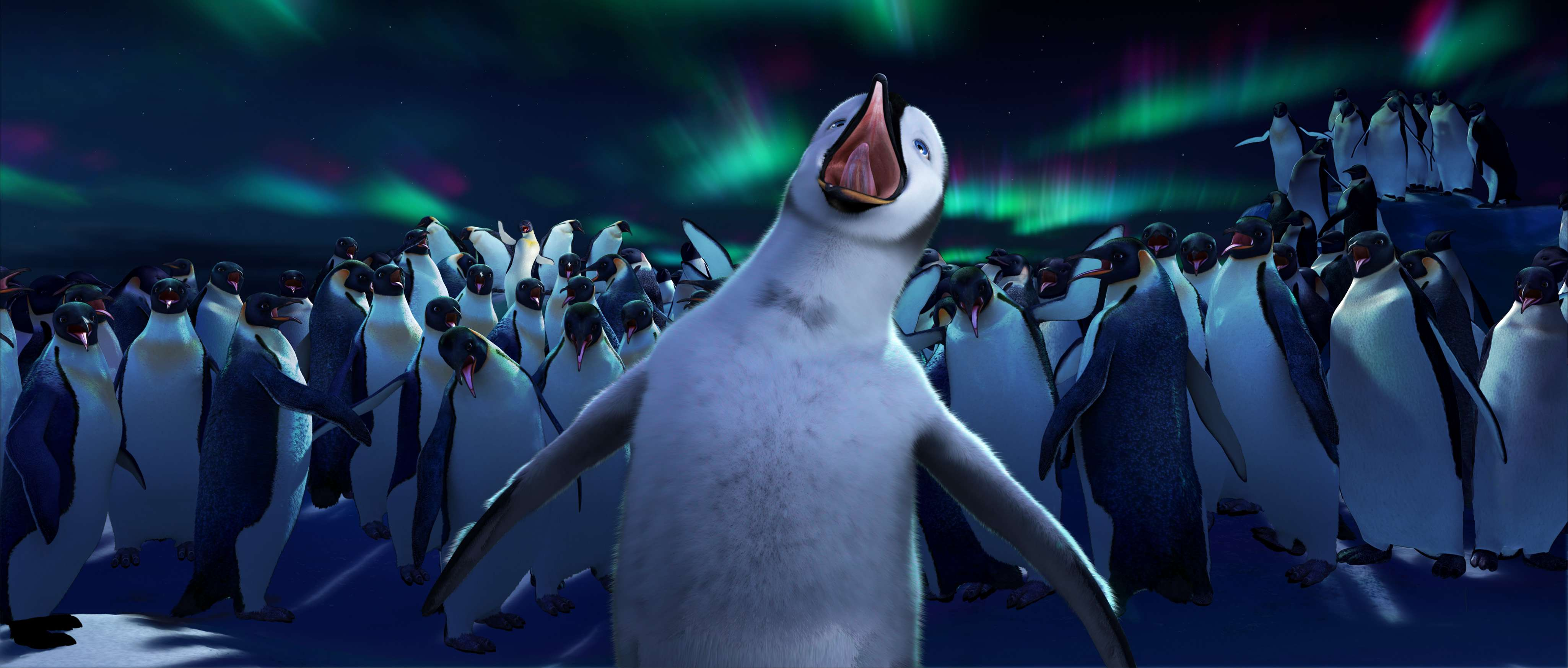 Animation Unplugged...: Happy Feet