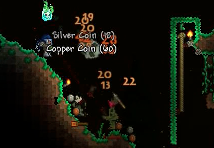 Solar Solar Eclipse Terraria Solar eclipse starts after a blood moon, then as i'm heading to my tree to start killing things from my rope a probe shows up and triggers an invasion. solar blogger