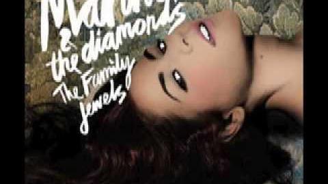 Marina & the Diamonds - Hermit The Frog WITH LYRICS