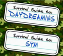 Guide to: Daydreaming and Gym