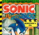 Sonic the Hedgehog: Robotnik's Oil