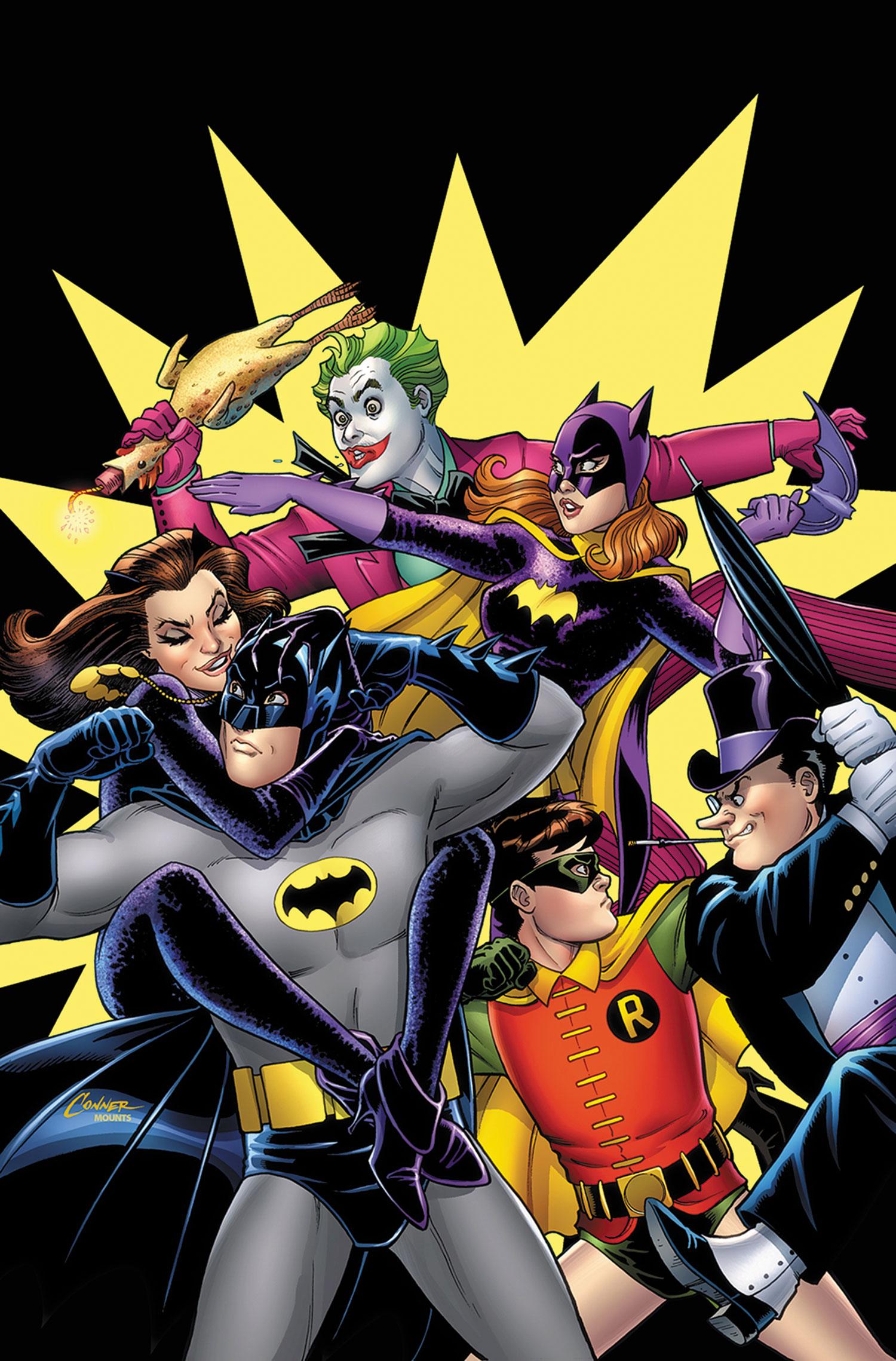 [ANIMACIÓN] película animada del Batman de Adam West!  Batman_%2766_The_TV_Stories_Textless