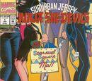 Suburban Jersey Ninja She-Devils Vol 1 1