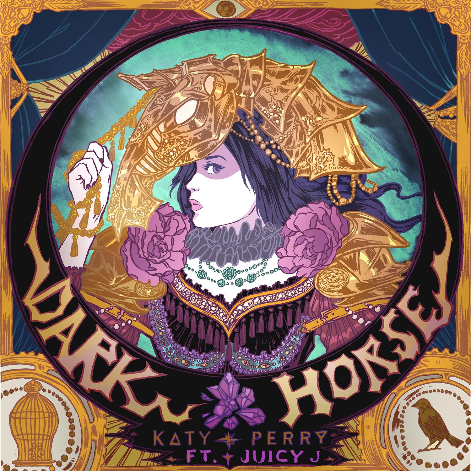 dark horse song the katy perry wiki. Black Bedroom Furniture Sets. Home Design Ideas