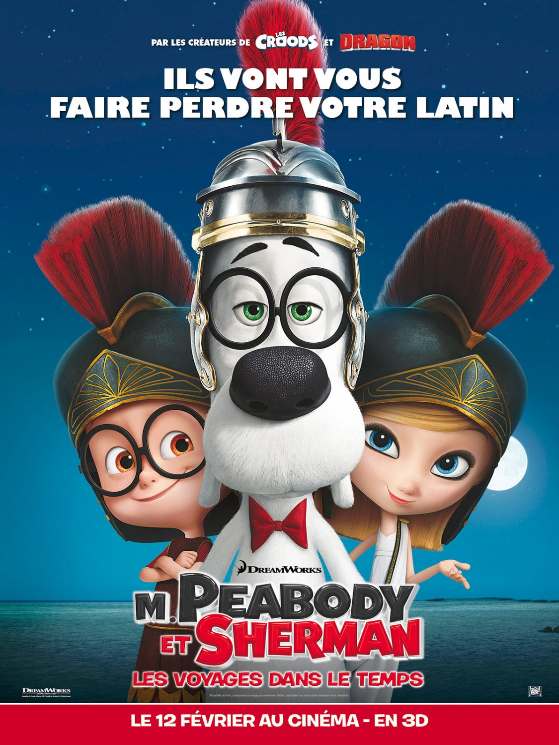 Mr Peabody and Sherman Movie Clip Art