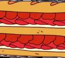 El Doble Sándwich de la Muerte