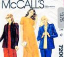 McCall's 7200 A
