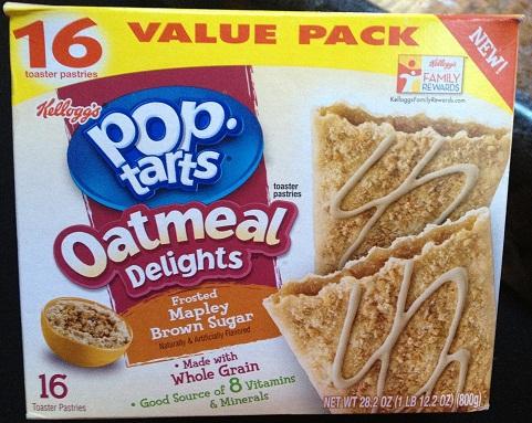 Oatmeal Delights - Pop Tarts Wiki