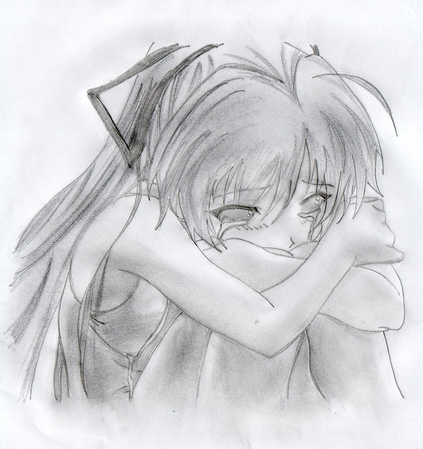 Crying_girl_by_alicemasond31cc9rg (868�921)  Sketching  Pinterest   Sketches