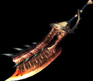 Weapon slots mh3u