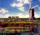 Don't Leave your Branchline