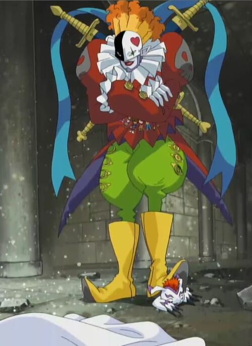 Image Result For Jester Anime Picture