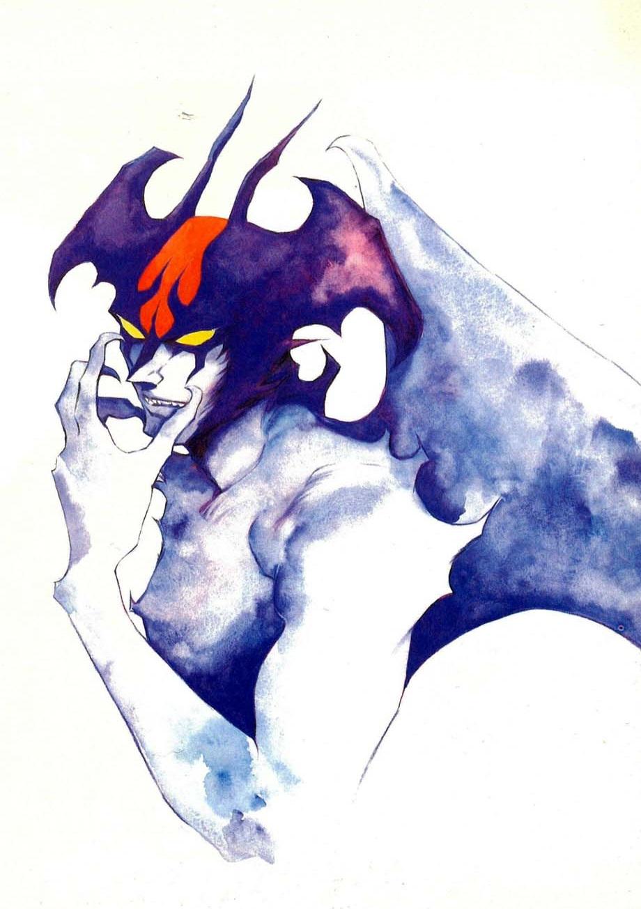 Akira Fudo - Devilman Wiki