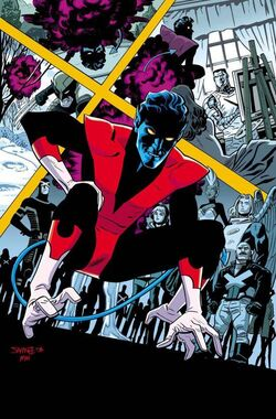 Nightcrawler Vol 4 1 Textless