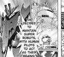 International Super Robots