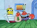 Mr Krabs And Spongebob.png