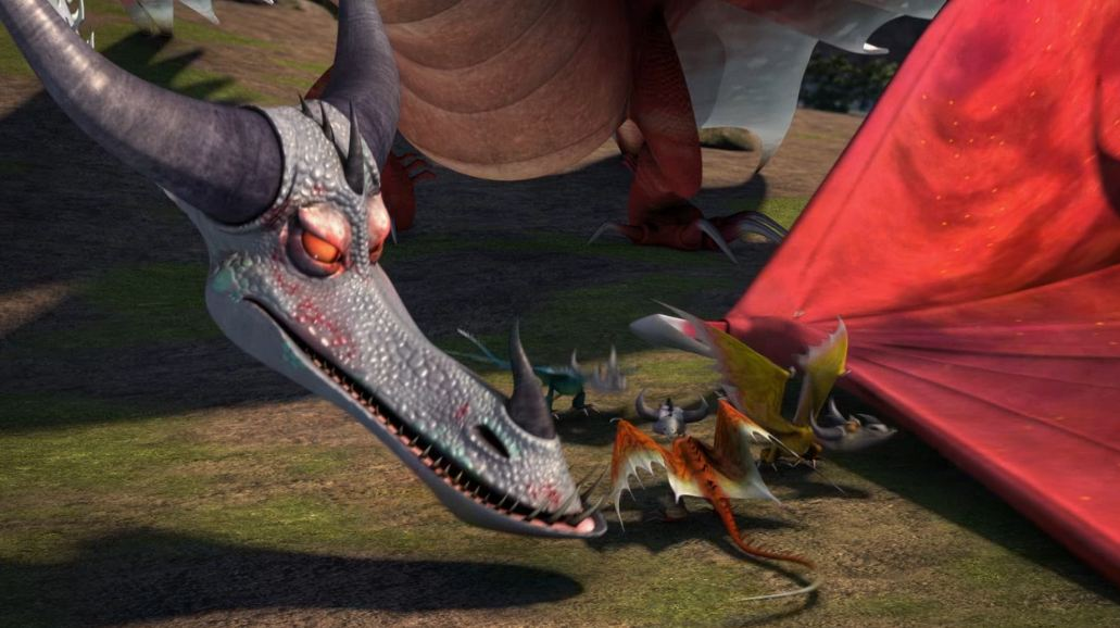 how to train your dragon torch