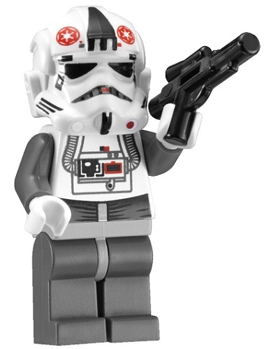 At At Pilot Brickipedia The Lego Wiki