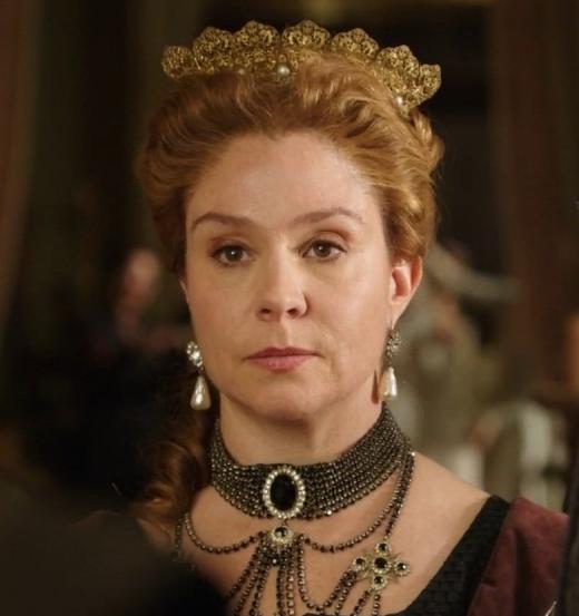 queen catherine reign image - photo #30