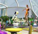 Los Sims 3: Hacia el Futuro