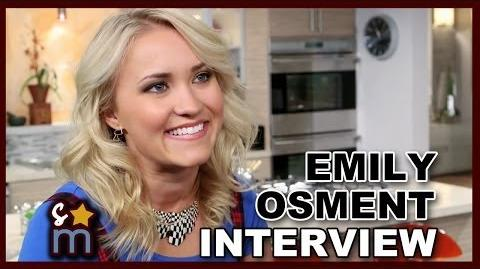 """Emily Osment Interview - """"Young & Hungry"""" New ABC Family Show"""