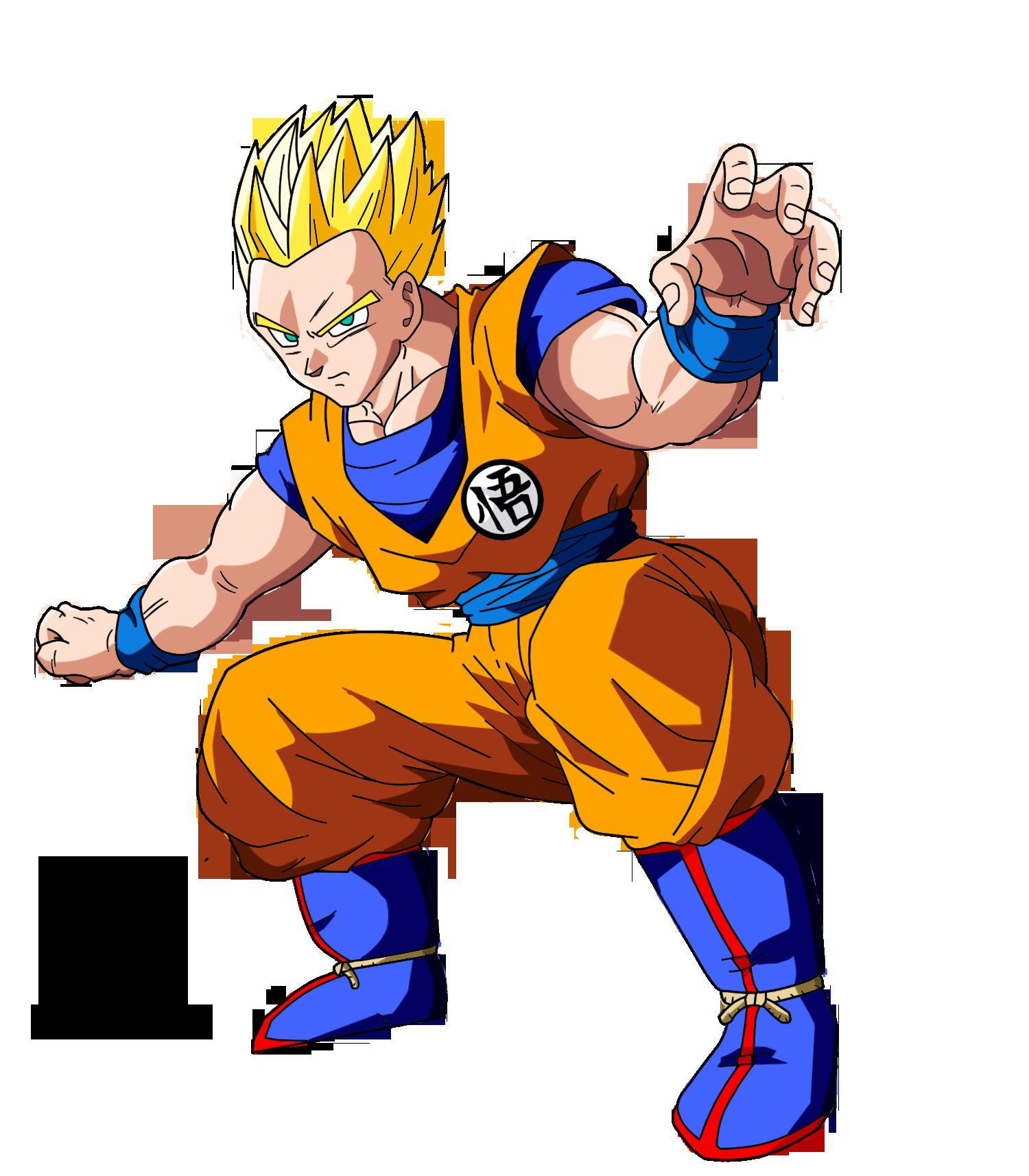 Gohan super saiyajin dragon ball wiki - Gohan dragonball gt ...