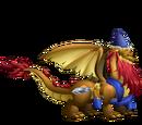 Dragón Rey Salomón