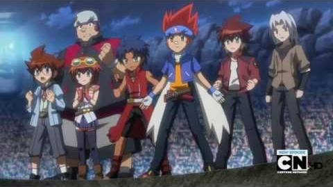 Beyblade Metal Fury Episode 26 - Orion's Whereabouts (English Dubbed FULL)