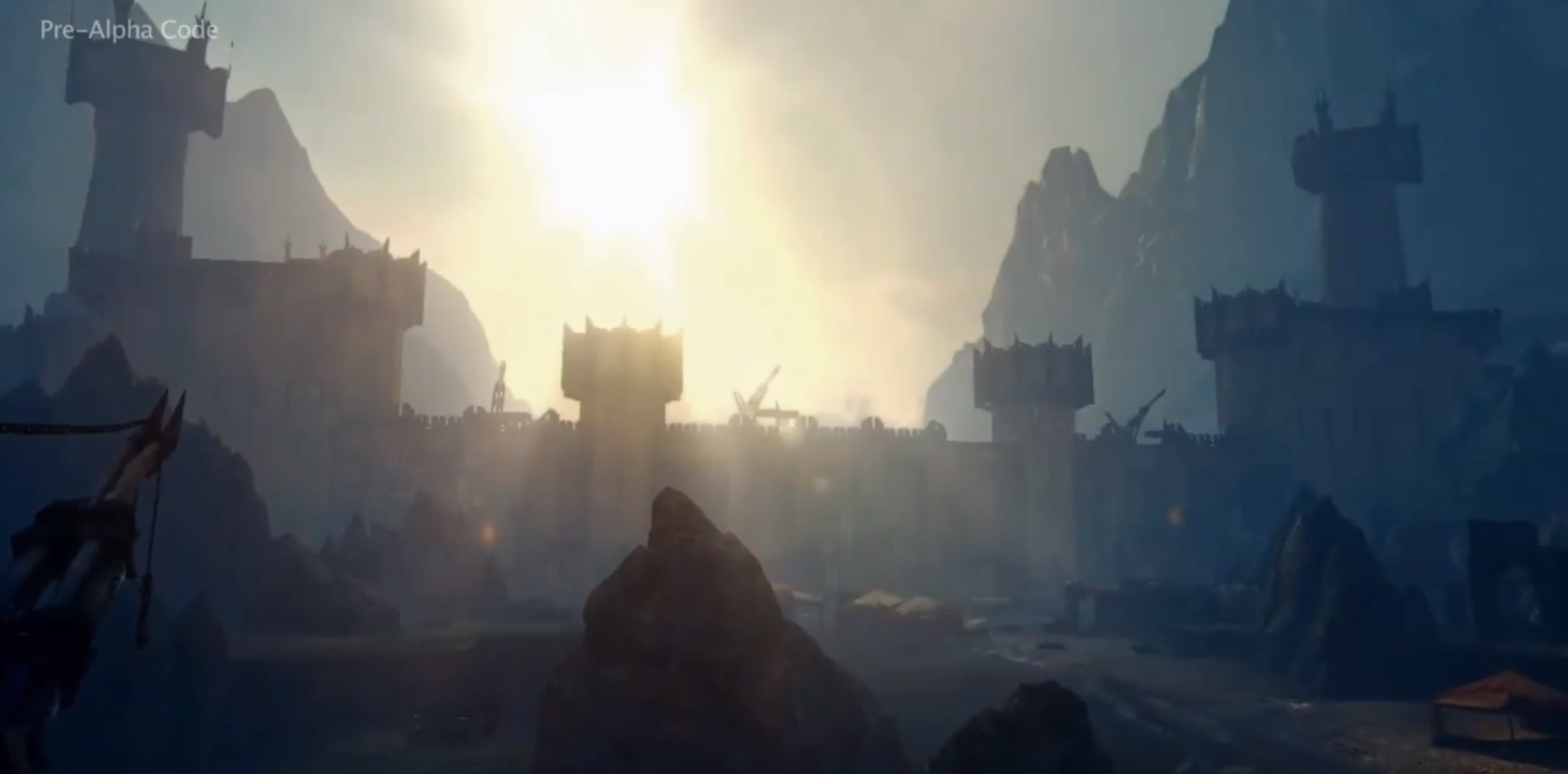 Black Gate Middle Earth Shadow Of Mordor Wikia Wikia