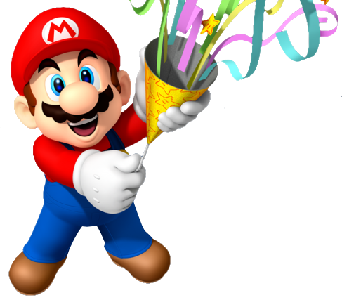 Mario Happy | quotes.lol-rofl.com