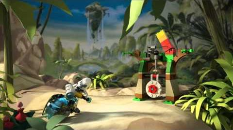 LEGO Chima - 70110 Cel na wieży