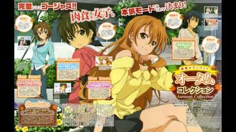 Golden Time ゴールデンタイム Opening Full - Golden Time ᴴᴰ