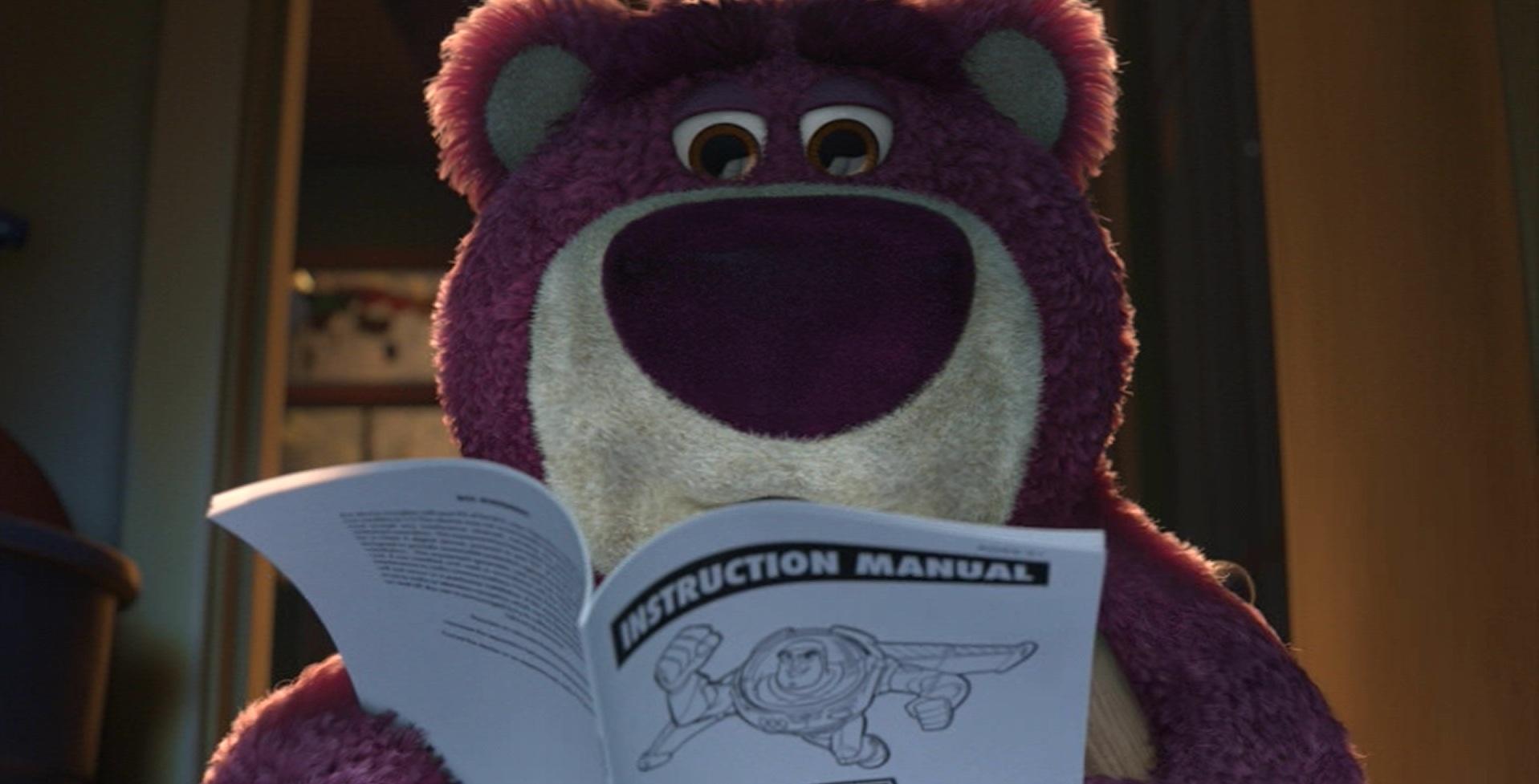 ultimate buzz lightyear instruction manual