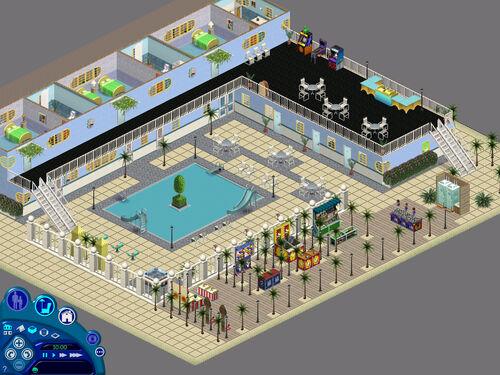 jogo gnomo de jardim : jogo gnomo de jardim:Sims 3 Resort Hotel
