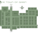 The Town of Qiren