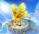 Butterfly Dragon