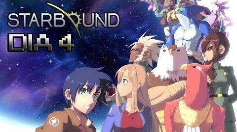 STARBOUND Dia 4 Final Boss del Tier 2!! y vamos al Tier 3!! Go Go D