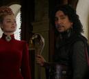 Anastasia e Jafar