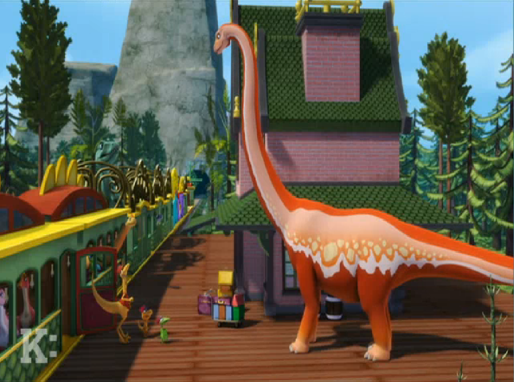 Displaying 19 Gallery Images For Dinosaur Train ...