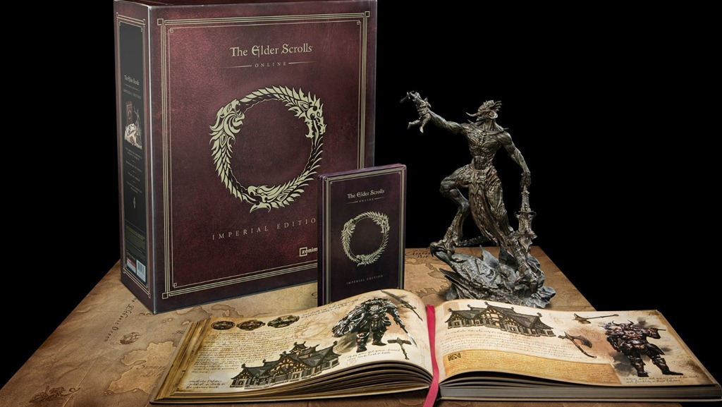 Imperial-Edition Elder Scrolls Online Imperial Edition Ps4