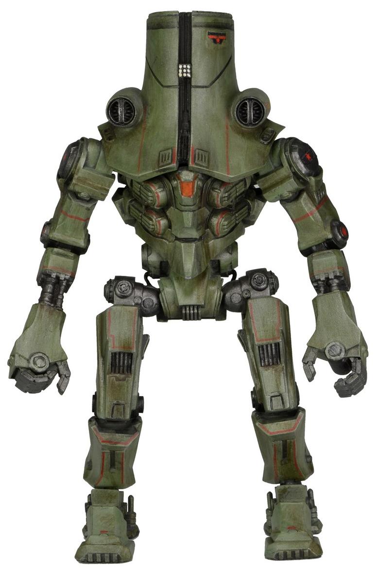 Cherno Alpha  Action Figure  Series ThreeCherno Alpha Jaeger